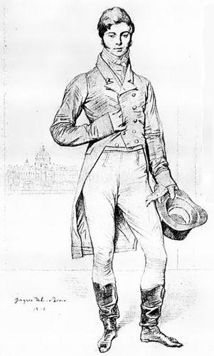 Regency Herren Mode Gentelman Kleidung 1816.jpg