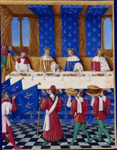 Tischsitten Banquet_de_Charles_V_le_Sage.jpg
